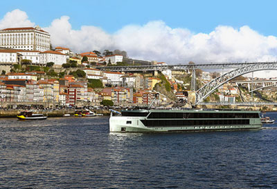 Photo of MS Douro Splendour