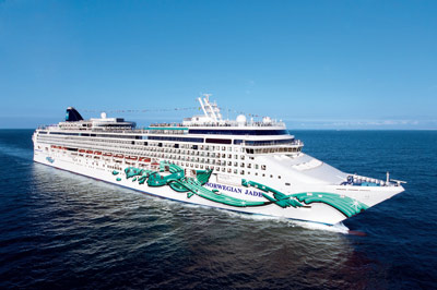 Photo of Norwegian Jade