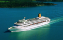 P&O Aurora RAC - Southampton to Auckland - 37 nights, full board