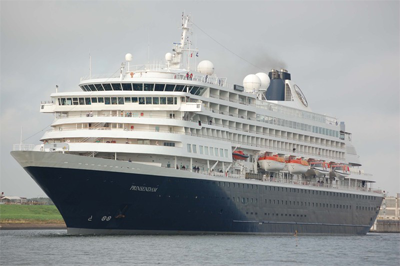 Photo of ms Prinsendam