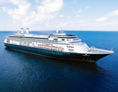 Holland America Line ms Amsterdam - Panama Canal