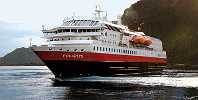 Photo of ms Polarlys