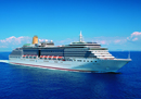 P&O Arcadia J401 - Arcadia's World Circumnavigation 2014 - 92 nights, full board