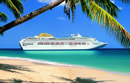 P&O Oceana E401 - Caribbean Cruise No Flying