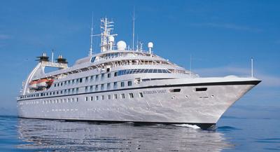 Photo of Seabourn Spirit